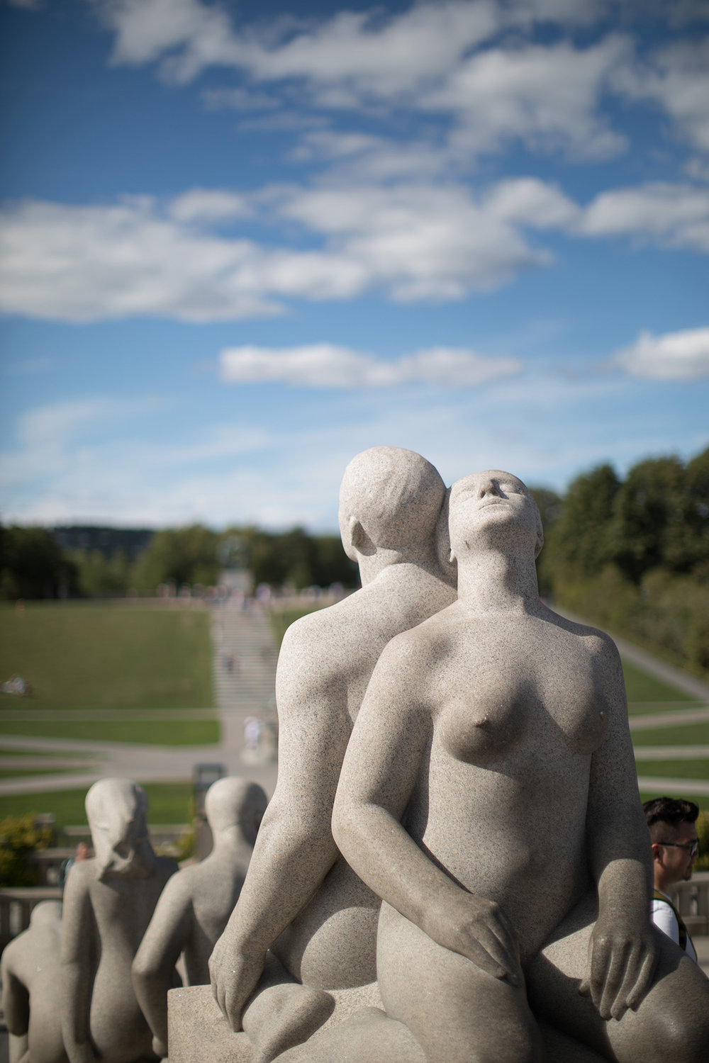 Vigeland Sculpture Park, Oslo - Instagrammer's guide to Oslo - 91 Magazine