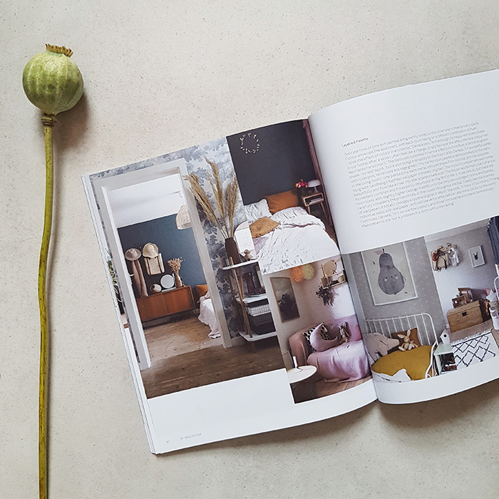 Wunderblumen home tour in 91 Magazine A/W 2018 issue