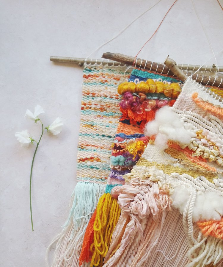 9386da626235 Meet the Maker  Wallflower Weavings — 91 Magazine