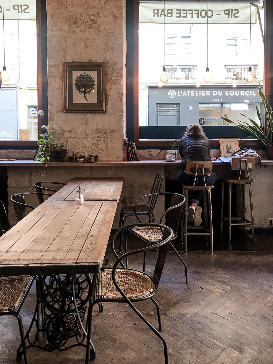 Sip Coffe Bar, Bordeaux - 91 Magazine's Instagrammers Guide to Bordeaux