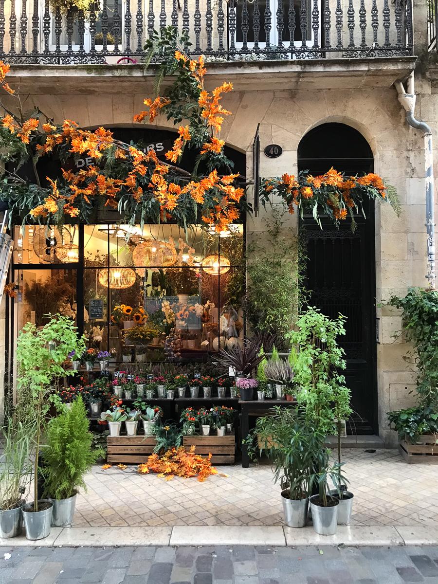 Amour de Fleurs, Bordeaux
