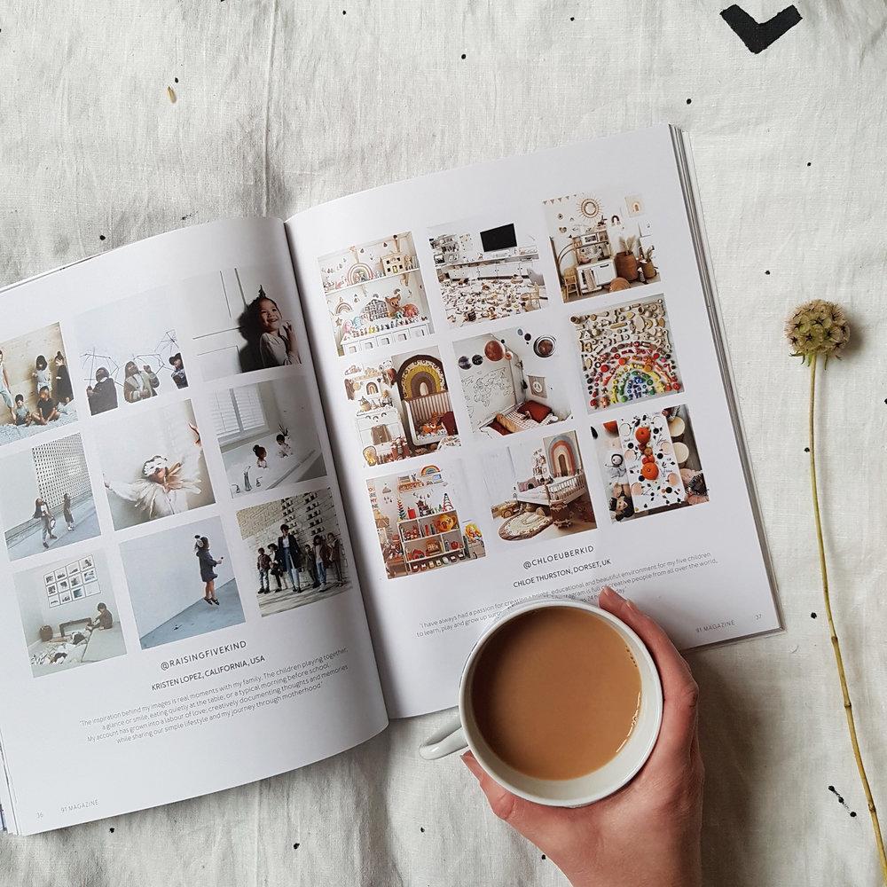 91 Magazine - indie interiors & lifestyle magazine - volume 7