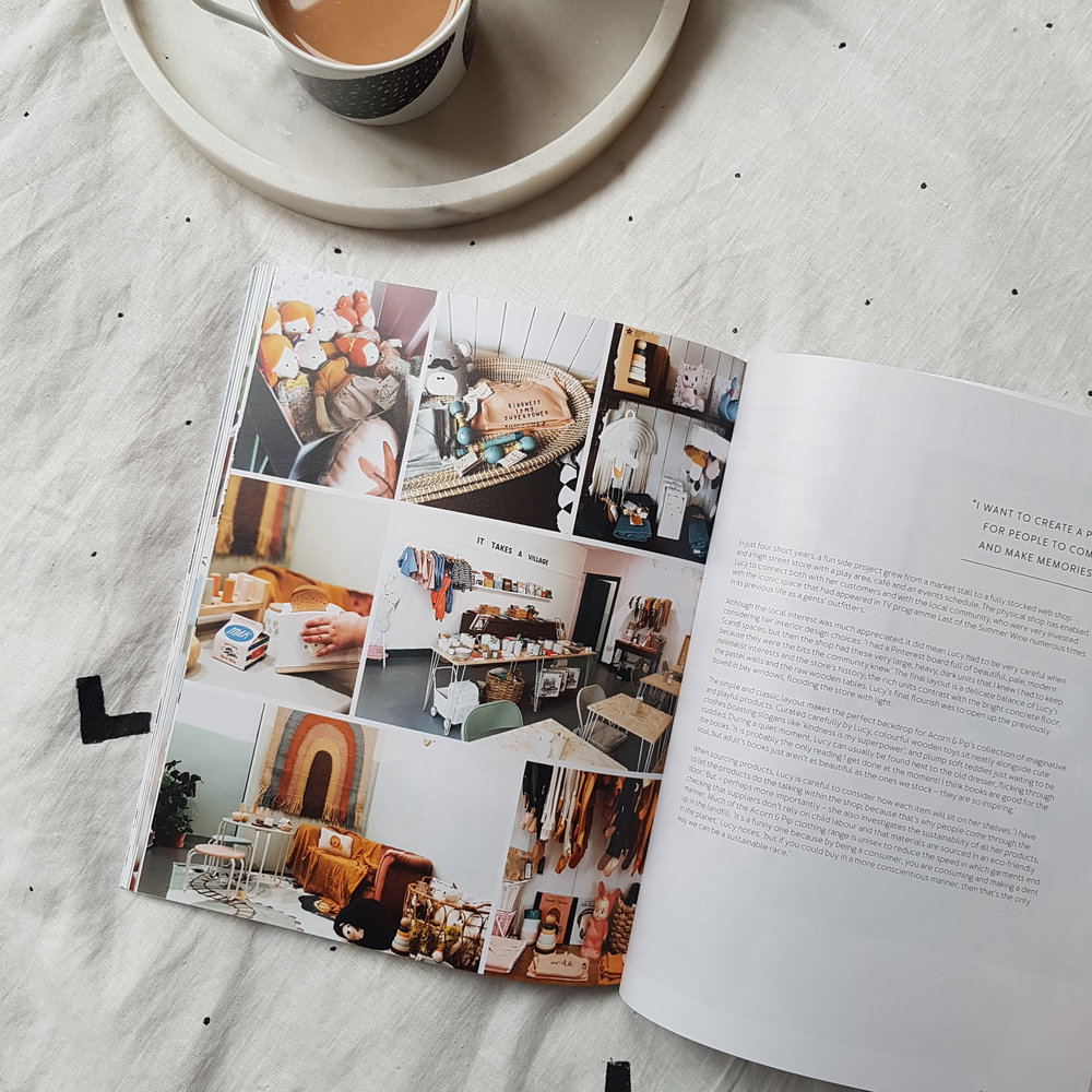91 Magazine - indie interiors & lifestyle magazine - volume 7