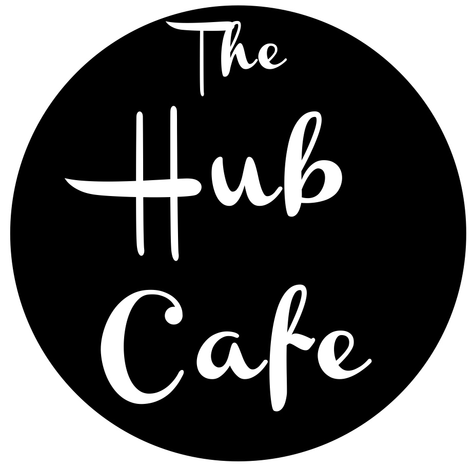 hub cafe logo
