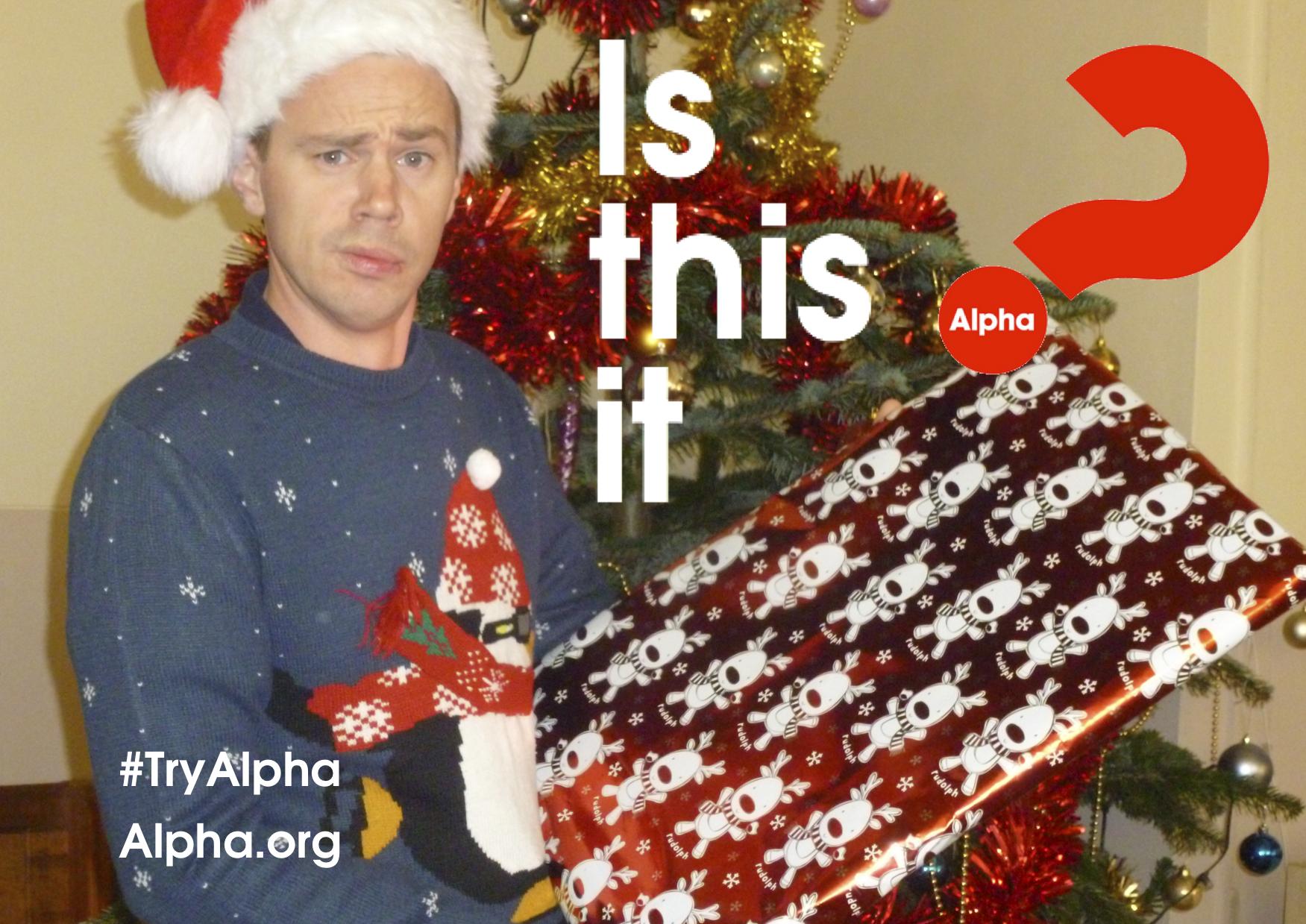 alpha postcard front