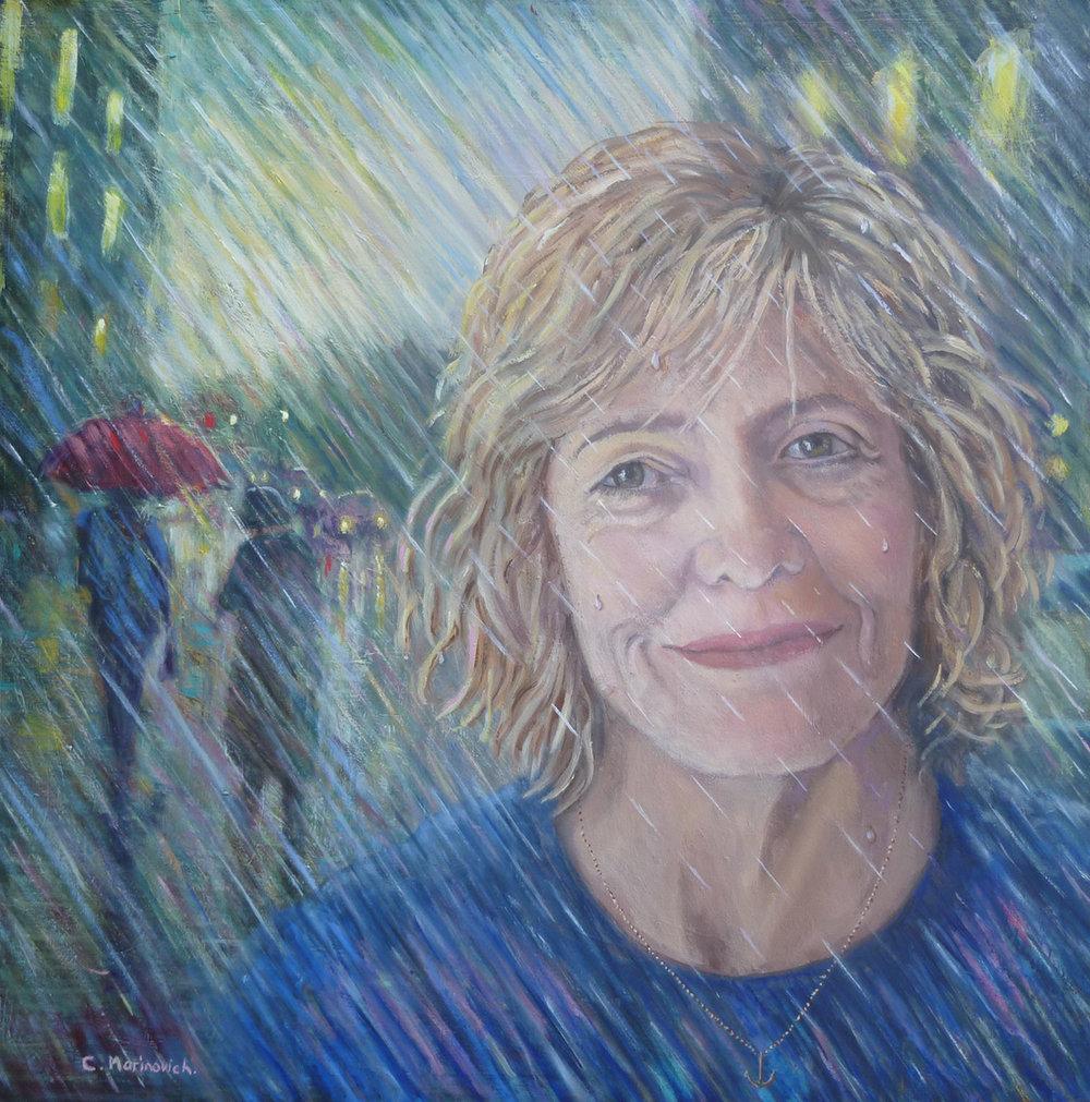 Rain Lover. 760x760. Oils and acrylics on canvas_.jpg