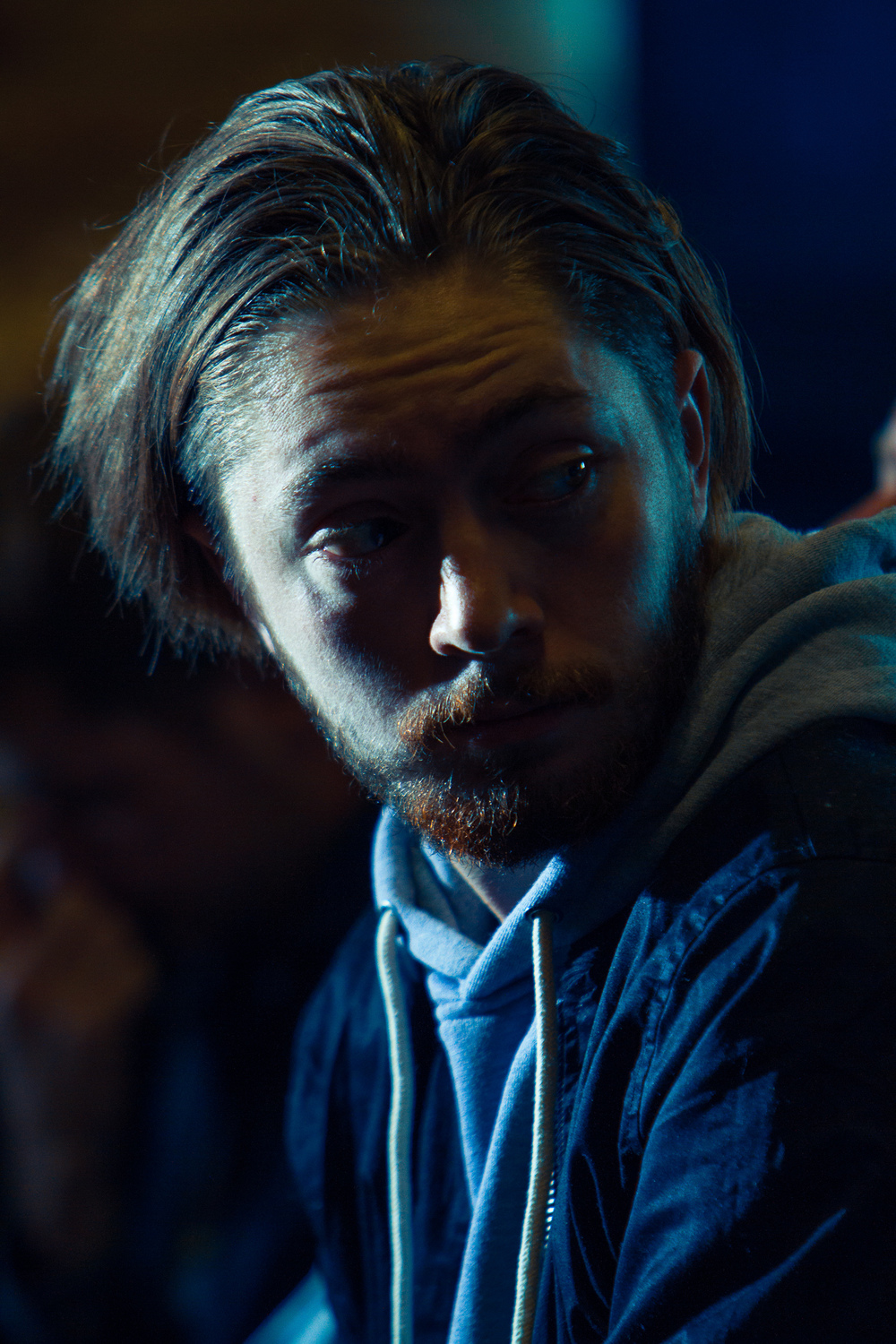 "Oliver Kennedy in the short film ""Faithful"""