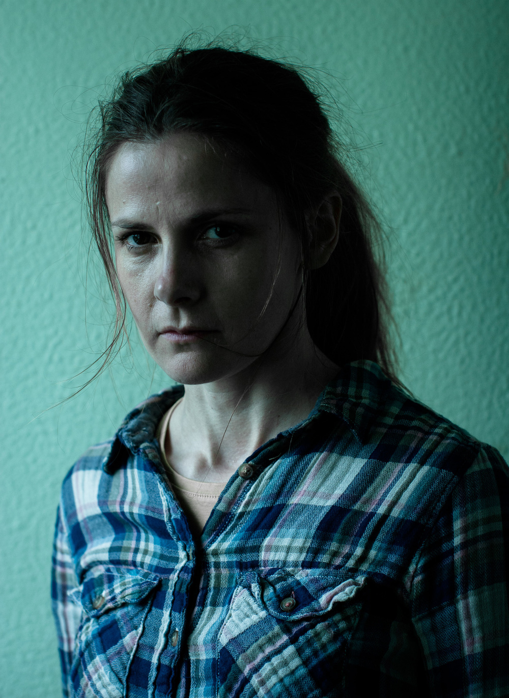 "Louise Brealey in the feature film ""Containment"""