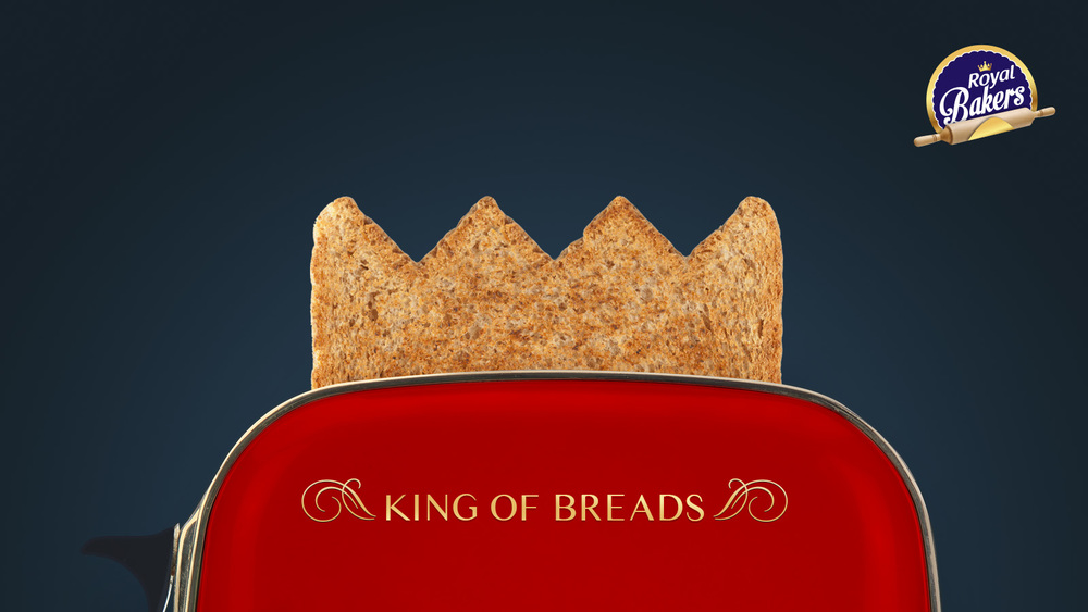 Brand campaign for Royal Bakers