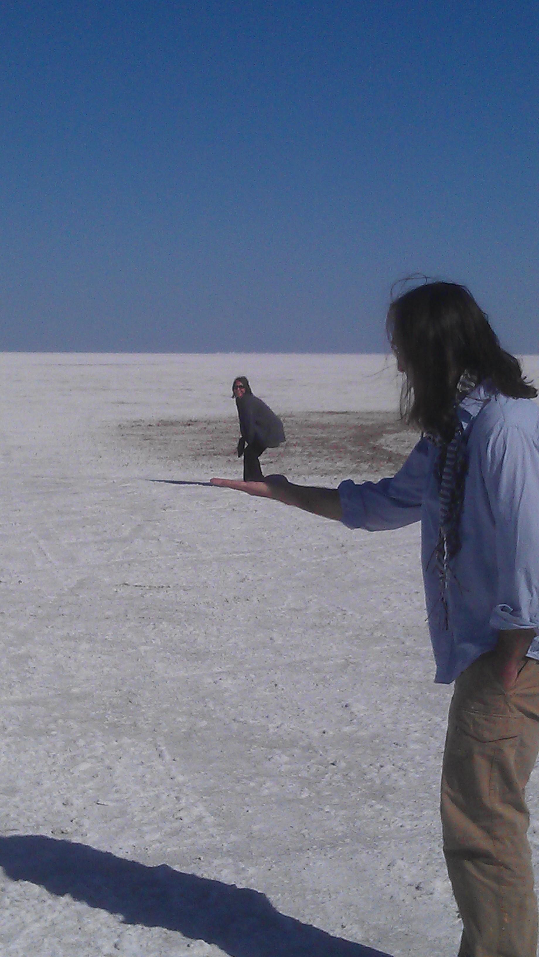 Salt Flats in Argentina