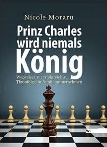 Prinz Charles wird niemals König - Co Autorin Vanessa Weber