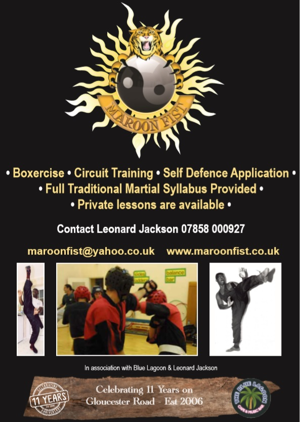 New Martial Arts Classes - Here at St Paul's Learning Centre with Leonard Jackson every Tuesday 7pm - 8:30pm