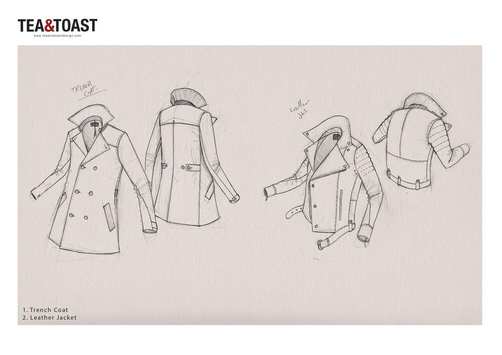 Freelance Clothing Designer | Tea Toast Fashion Design Consultancy Blog