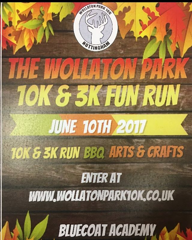 Places are filling up fast now for this years @WollatonPark10K don't miss out on getting you place !! Enter now at wollatonpark10k.co.uk