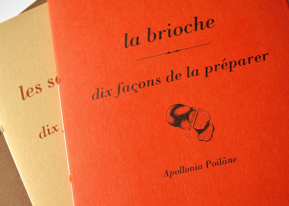 Brioche , Apollonia Poilâne, 2014