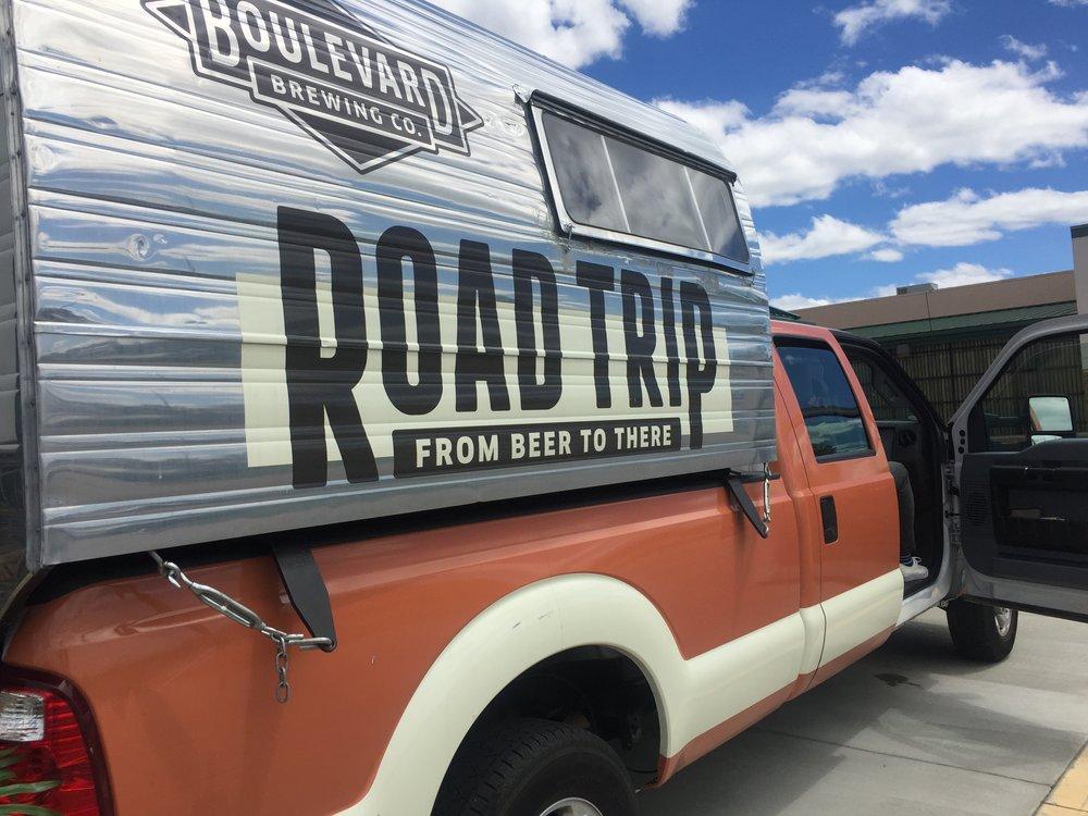 Boulevard Road Trip Camper