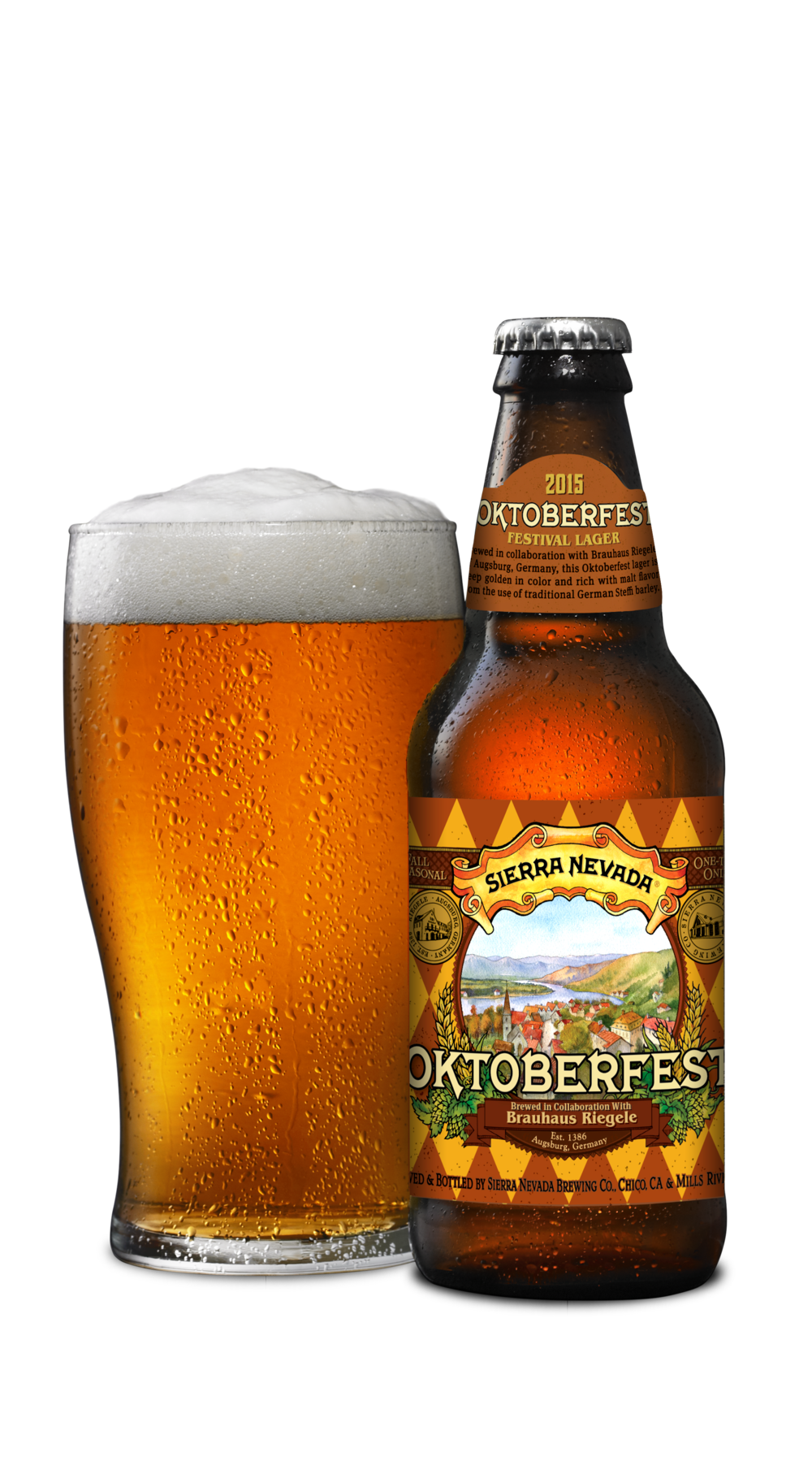 How Sierra Nevada Made the World's Best Oktoberfest - Men's Journal // August 7, 2015