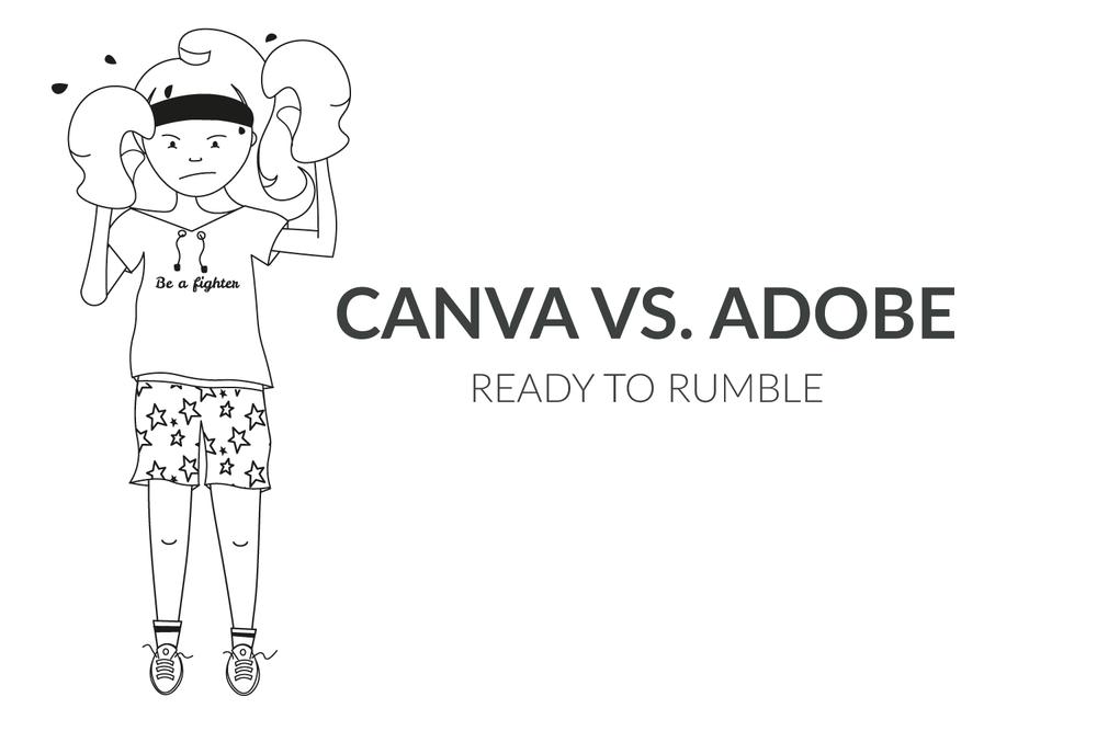 Wat zijn de verschillen tussen Canva en Adobe?
