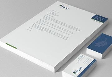 Branding/Identity for The Avant