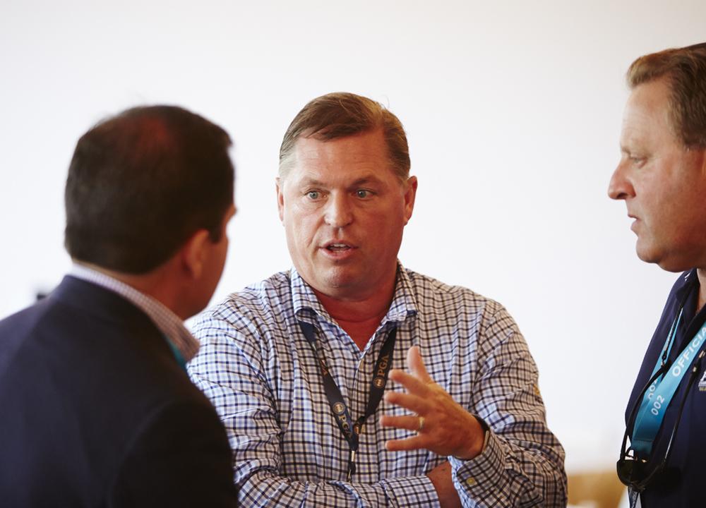 Jim, Derek & Paul, PGA Government Relations Event