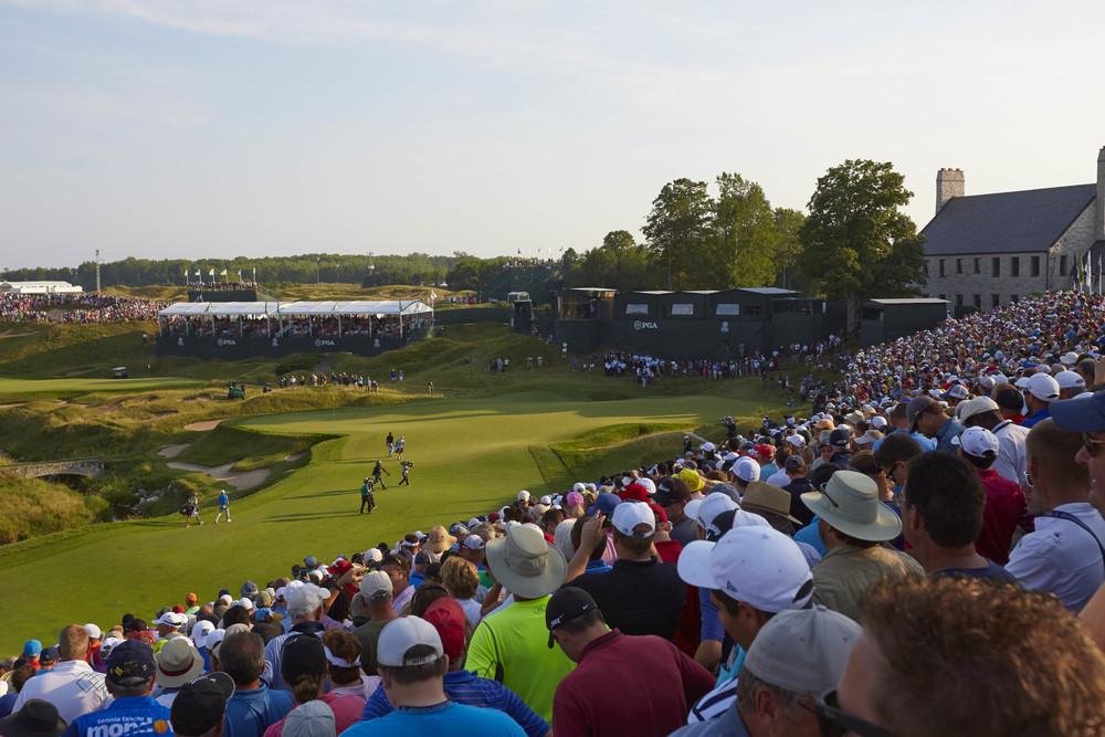 Final Round, 2015 PGA Championship
