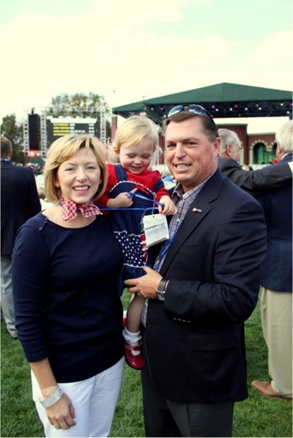 Family's first Ryder Cup at Medinah