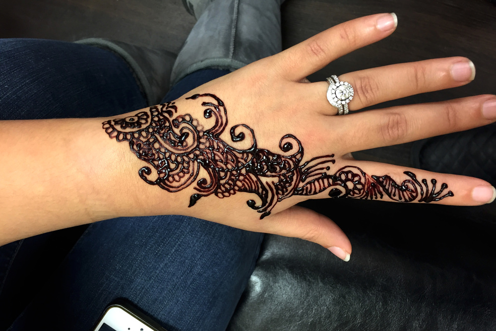 Henna Tattoos Henna Party Salon Thread
