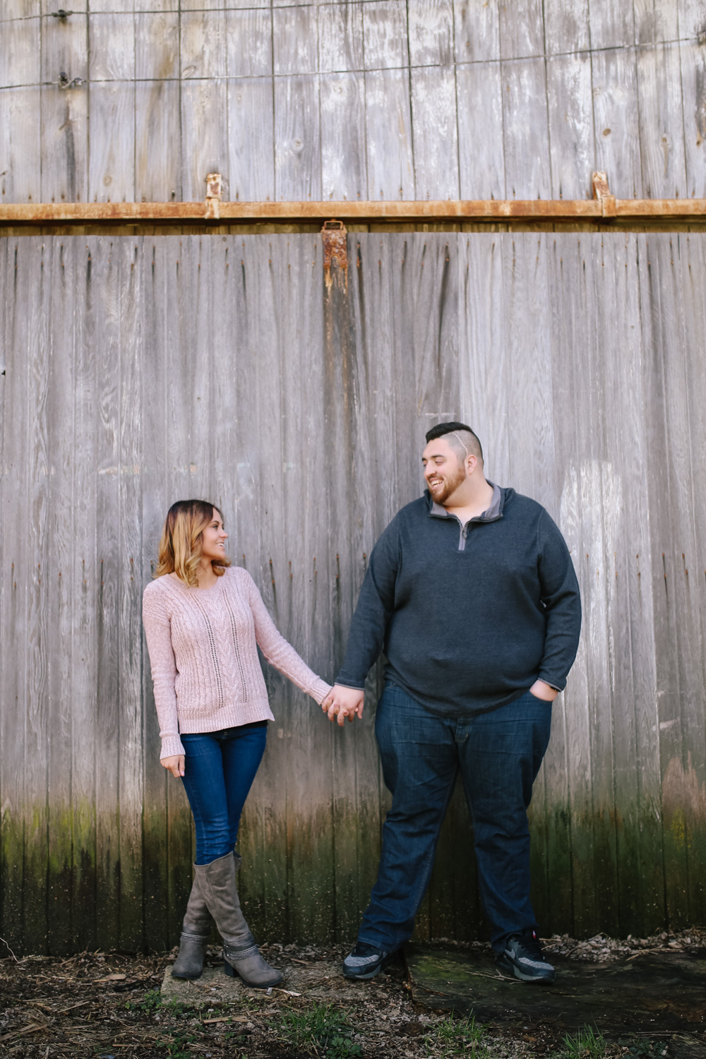 indiana engagement photography