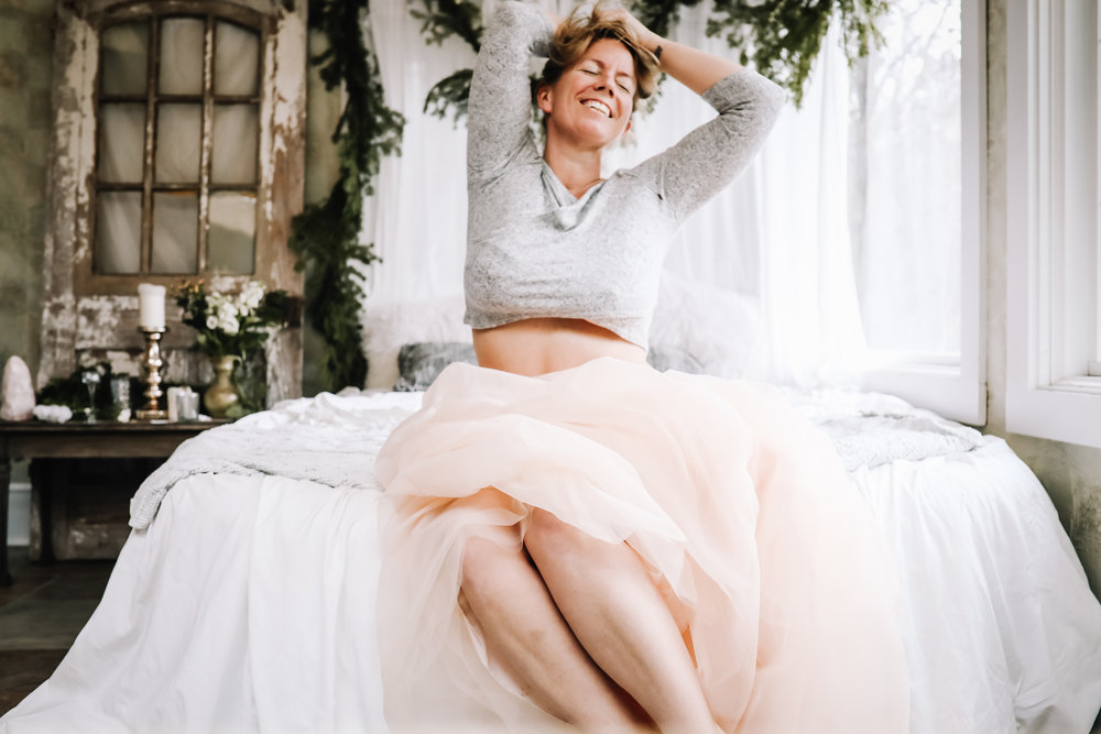 Resolutions And Rest New Years Thoughts Indiana Boudoir