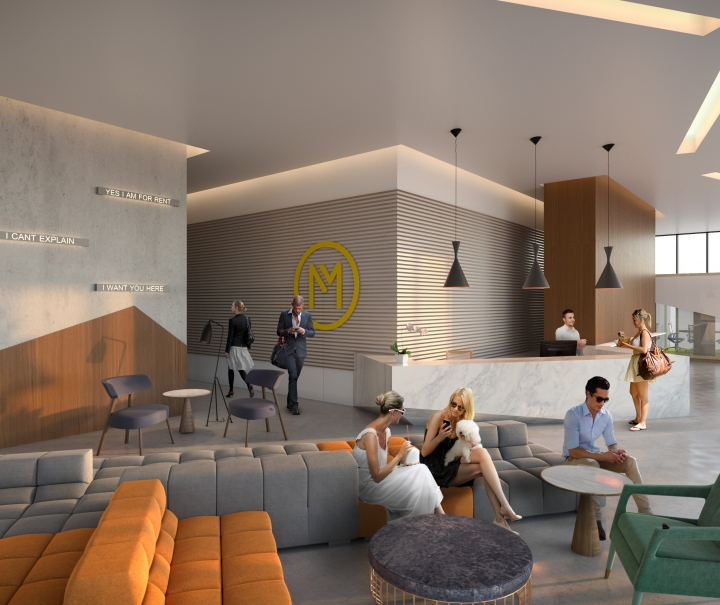 Motion At Dadeland Renders Via 13th Floor Investments