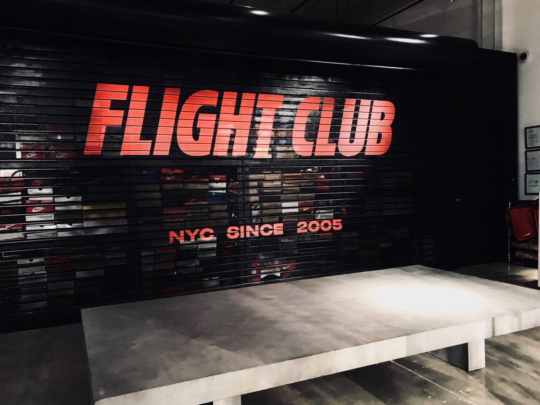 ebf0f36002 Flight Club; the hottest 🔥 sneaker consignment store, opens in Miami
