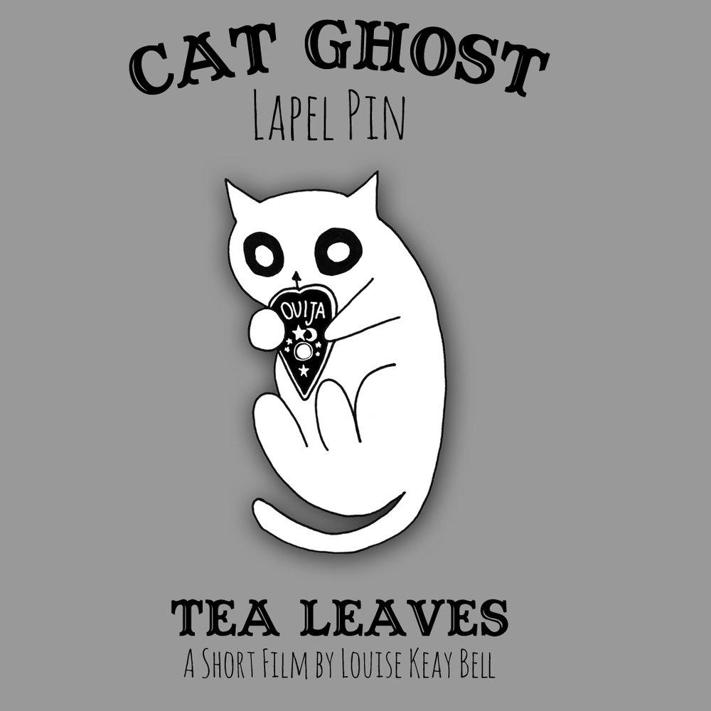 Cat Ghost lapel pin - square.jpg