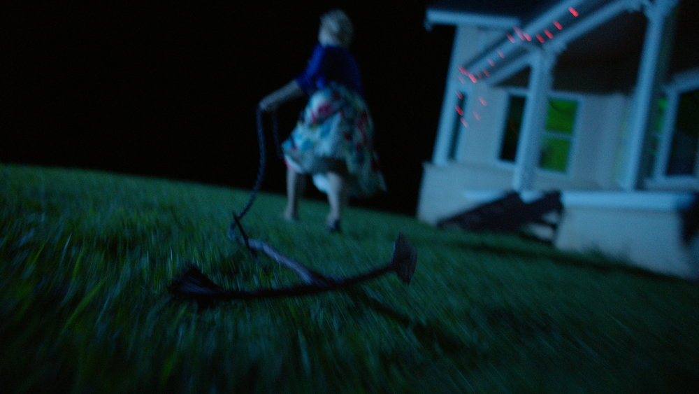 Dee Wallace dragging an anchor - Red Christmas Photo by Douglas Burdorff.jpeg