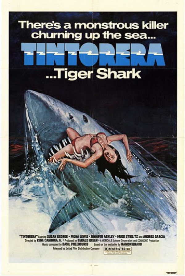 Synopsis - Two shark hunters flirt with an attractive British lady while hunting down a large tiger shark terrorizing the Mexican East coast.Initial release:April 7, 1977Director:René Cardona Jr.Music composed by:Basil PoledourisStory by:Ramón BravoScreenplay:René Cardona Jr.,Christina Schuch