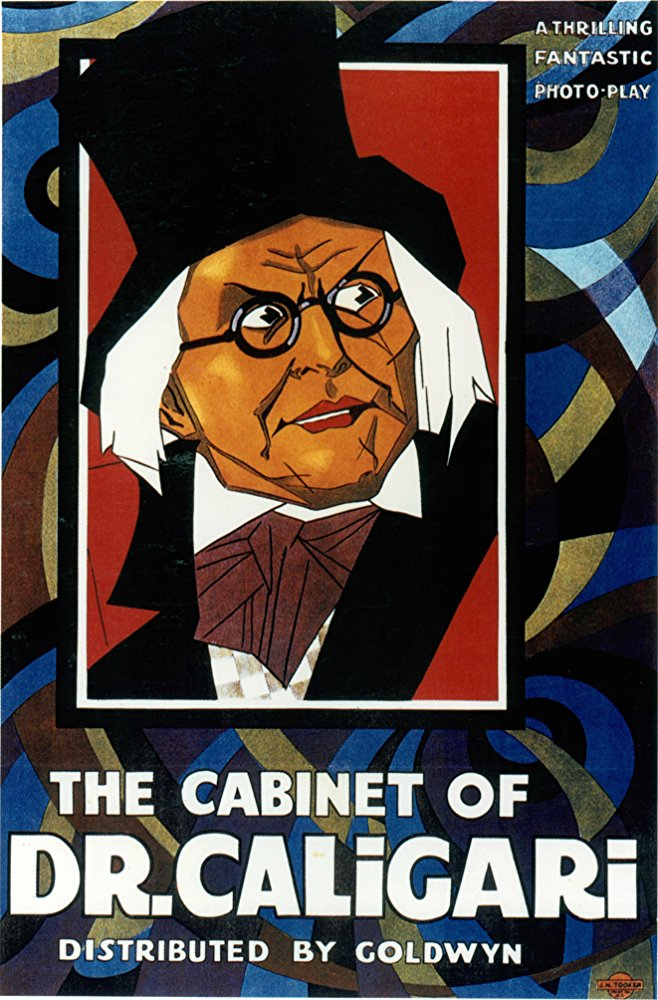 Synopsis - At a carnival in Germany, Francis (Friedrich Feher) and his friend Alan (Rudolf Lettinger) encounter the crazed Dr. Caligari (Werner Krauss). The men see Caligari showing off his somnambulist, Cesare (Conrad Veidt), a hypnotized man who the doctor claims can see into the future. Shockingly, Cesare then predicts Alan's death, and by morning his chilling prophecy has come true -- making Cesare the prime suspect. However, is Cesare guilty, or is the doctor controlling him?Release date: March 19, 1921 (USA)Director: Robert WieneCinematography: Willy HameisterProducers: Erich Pommer, Rudolf MeinertBudget: 20,000 DEM, 18,000 USD