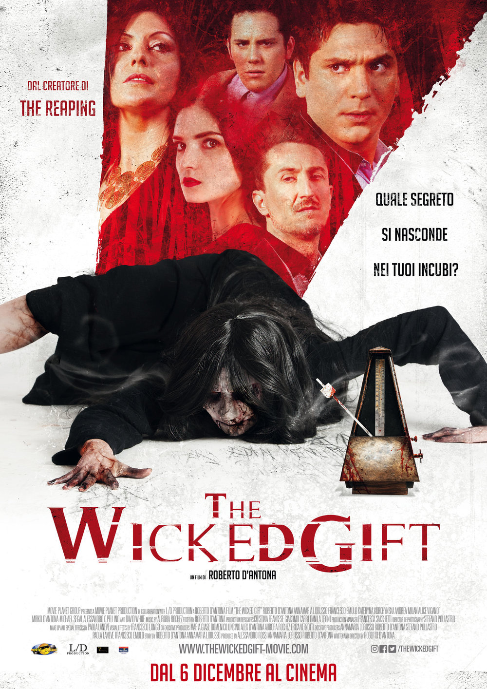 THE WICKED GIFT -