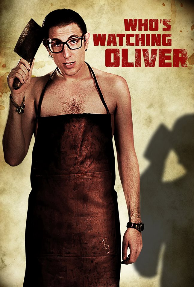 Who's watching Oliver tells the story of a mentally unstable loner lost in a life forced upon him. By night Oliver aimlessly wanders the streets and bars on what can only be described as a truly shocking and humiliating killing spree. His only savior and possible way out of a life he is desperate to escape comes in the form of the beautiful Sophia with her sweet eccentricity and naivety to the danger she has put herself in.