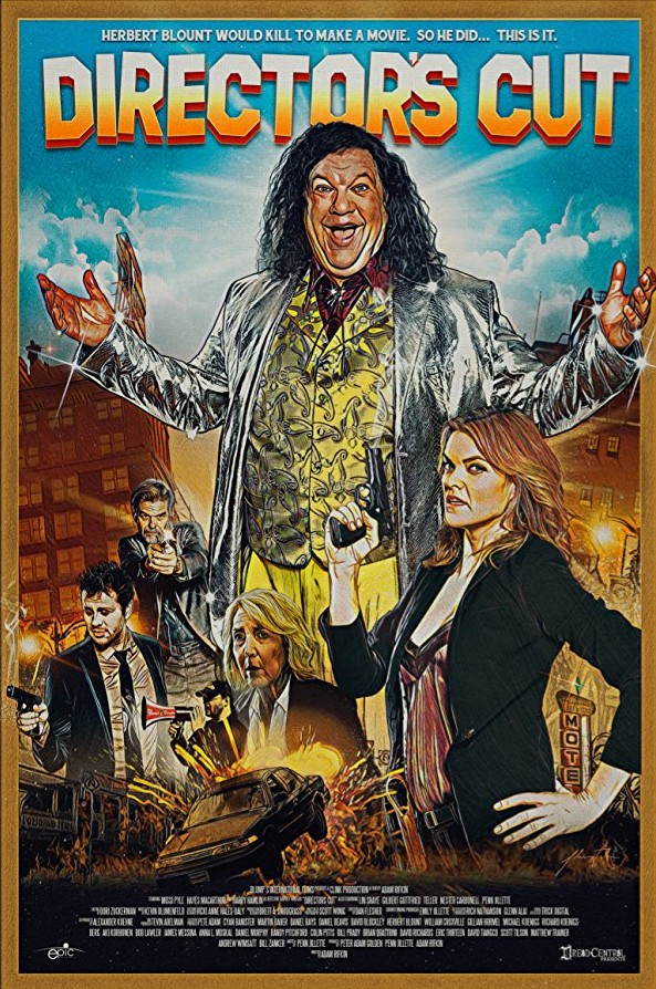 1h 30min Horror  - Director: Adam Rifkin Writer: Penn Jillette Stars: Missi Pyle, Penn Jillette, Harry Hamlin