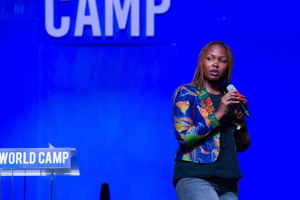 "World Youth Comp Summit ""Ontario Convention"" LA, CA 2016"