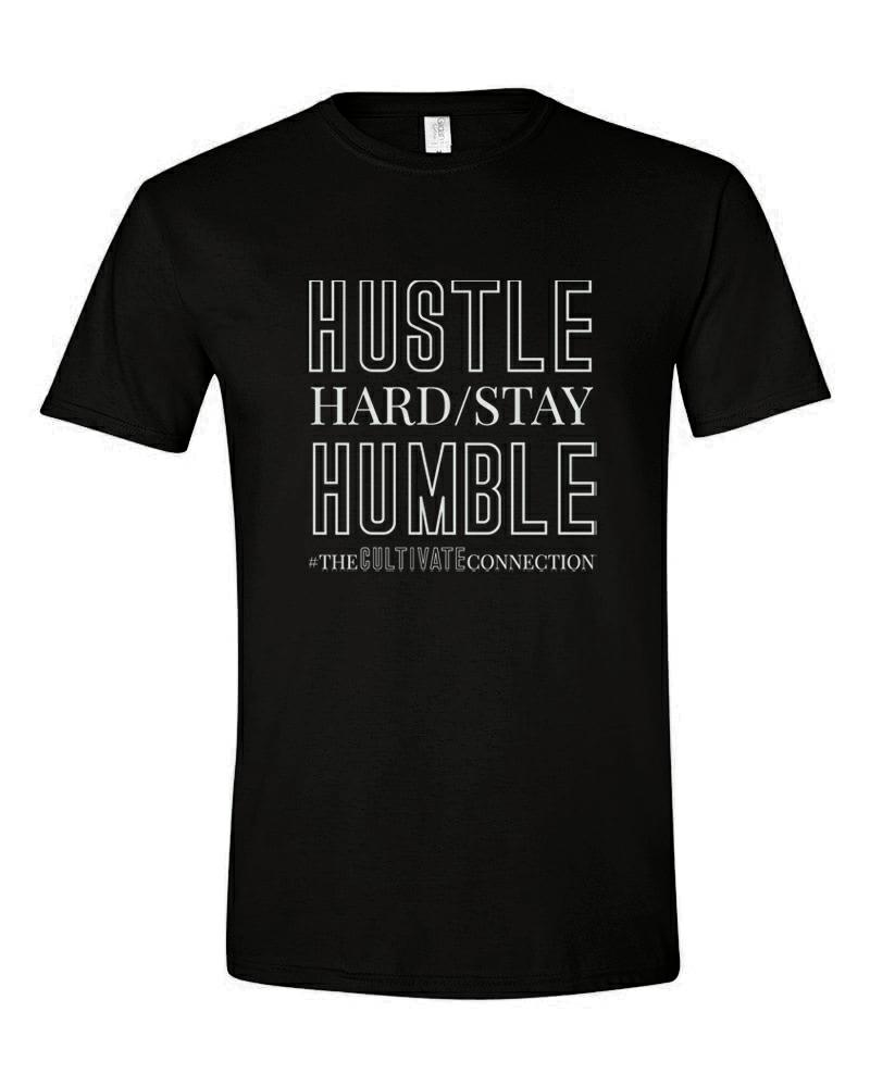 Hustle Hard Tee