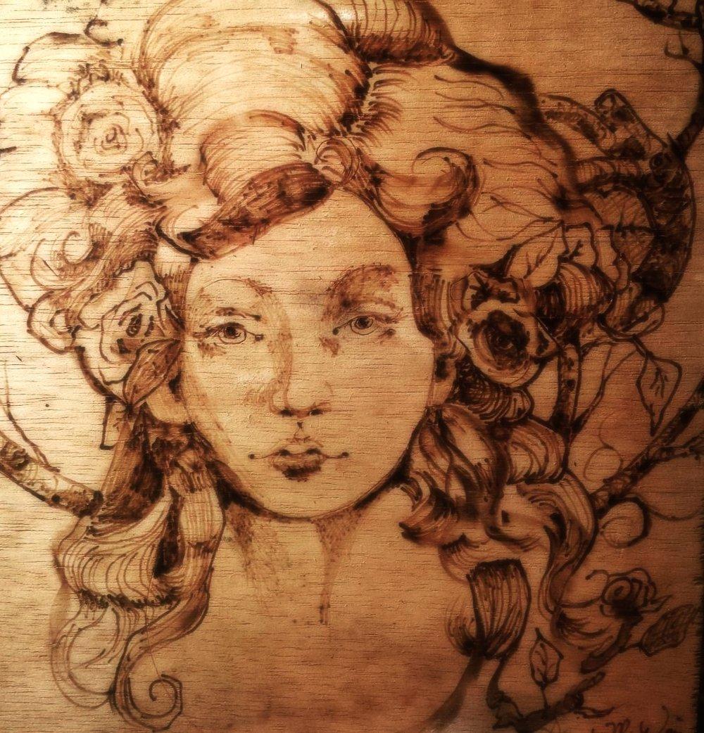 sandra mae weir where art and faith meet