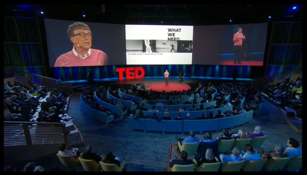 Bill Gates TED Talk