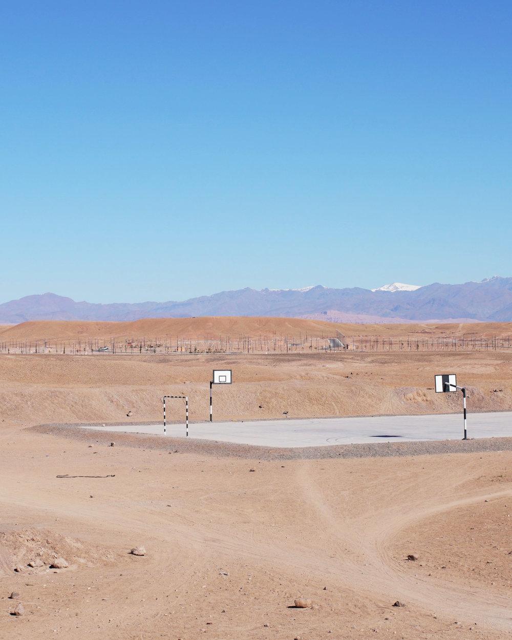 Morocco field trip