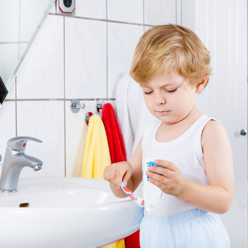 How to get your child to brush their teeth - NY, NY