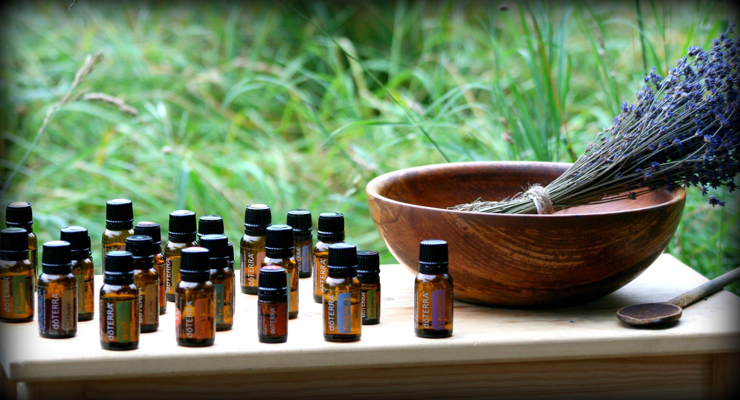 Genoeg Doterra Essential Oils — Koda Integrative Massage and Body Therapy @TU23