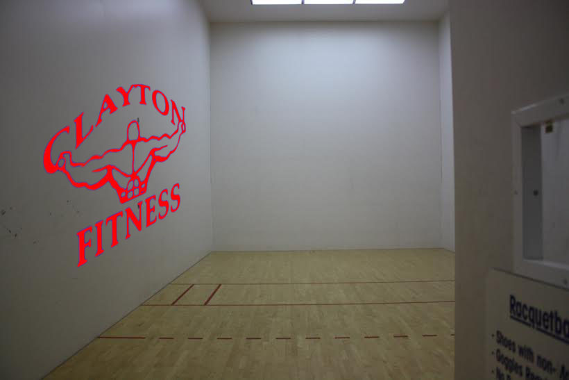 racquetball in clayton nc