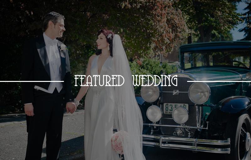 Daria + Danny :: Glitz and Gold Prohibition Wedding