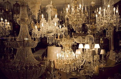 imagine an entire room in ur crib filled with gorgeous chandeliers. where the only thing ur allowed to do in there is sit/drink/think/write?