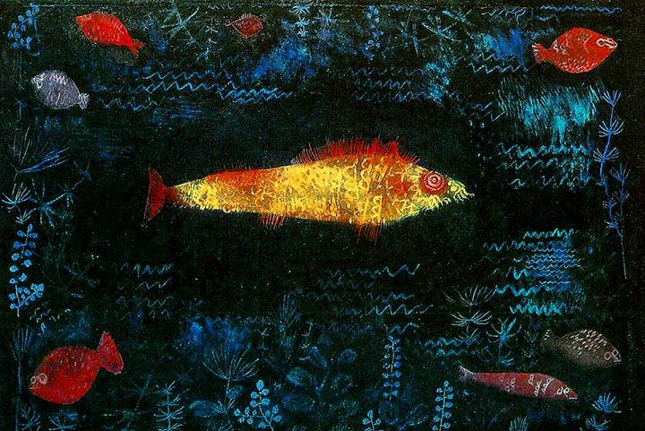 The Golden Fish, 1925
