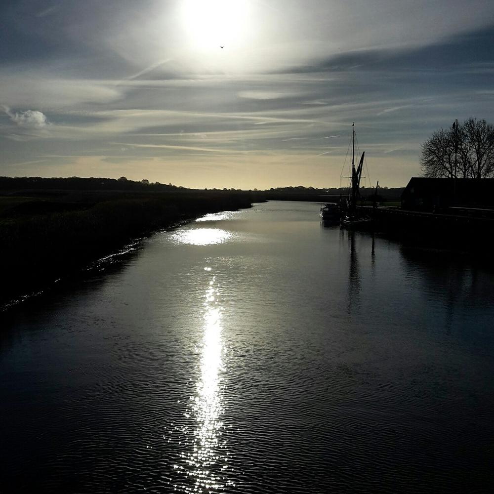 Snape Maltings in Suffolk